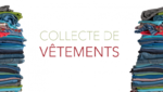 Collecte de vetements